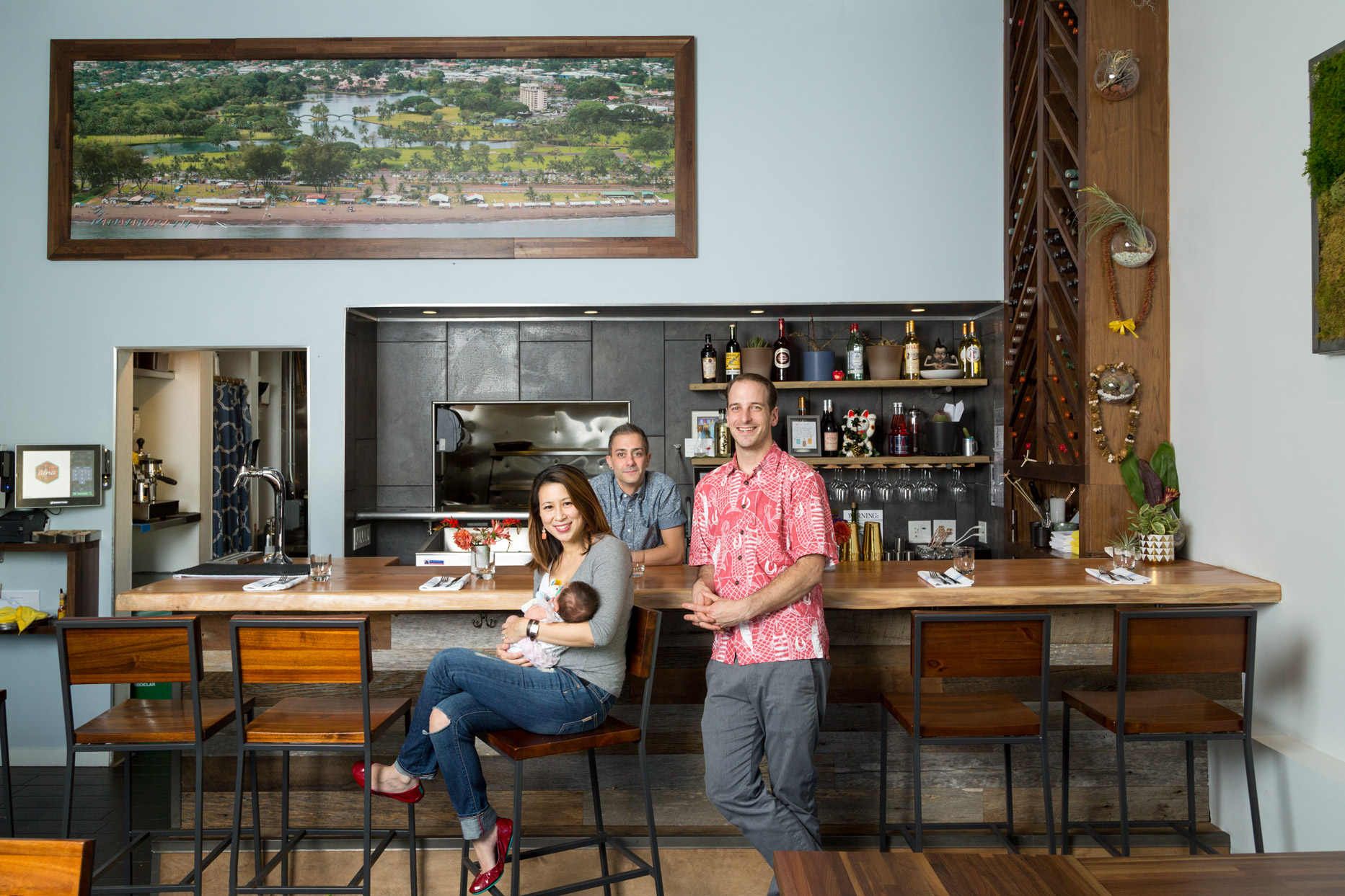 The 'āina team brings Hawaiian brunch fare to Dogpatch