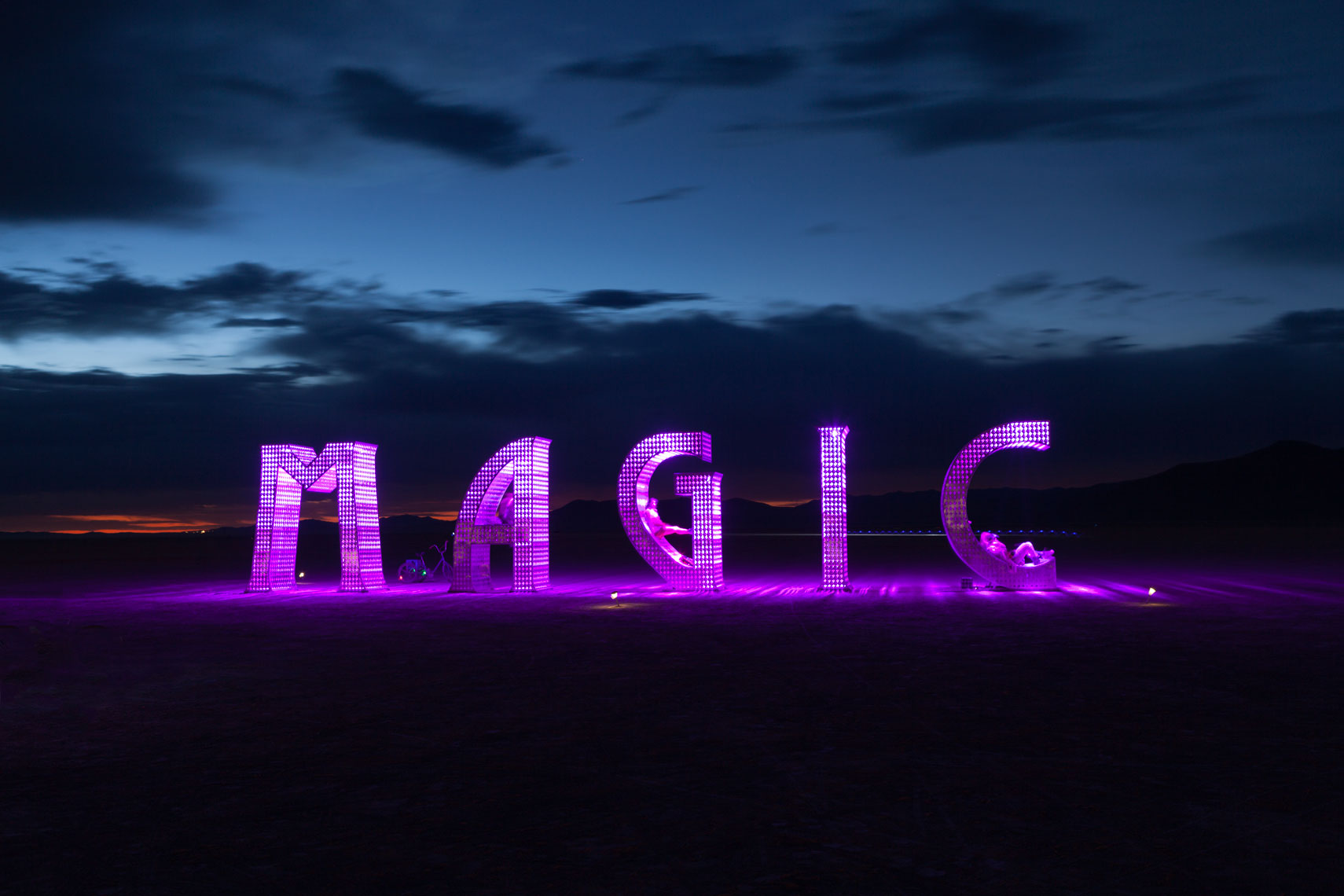 Burning Man 2016 - Magic