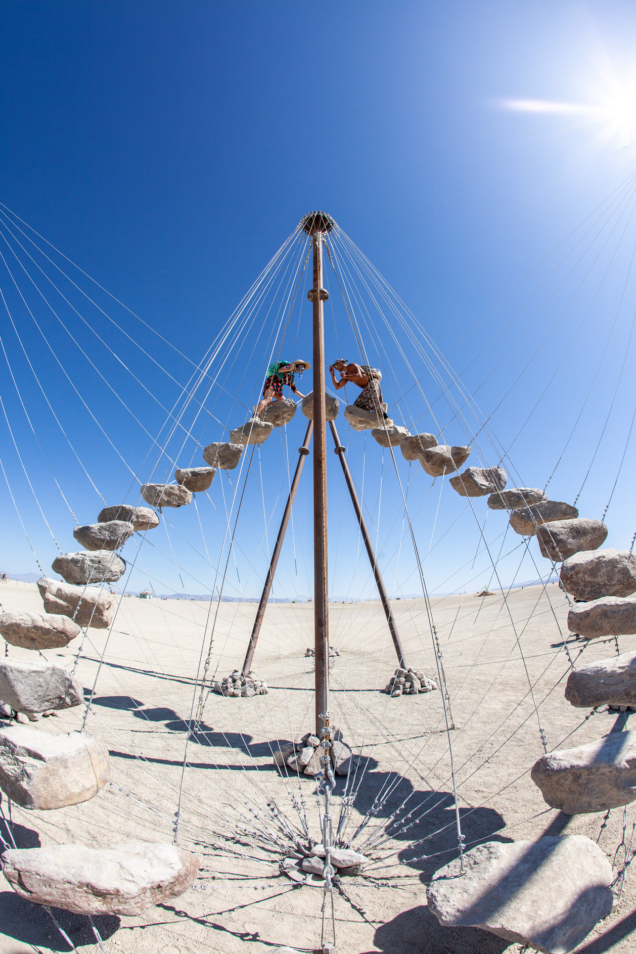 Stone 27 at Burning Man 2019