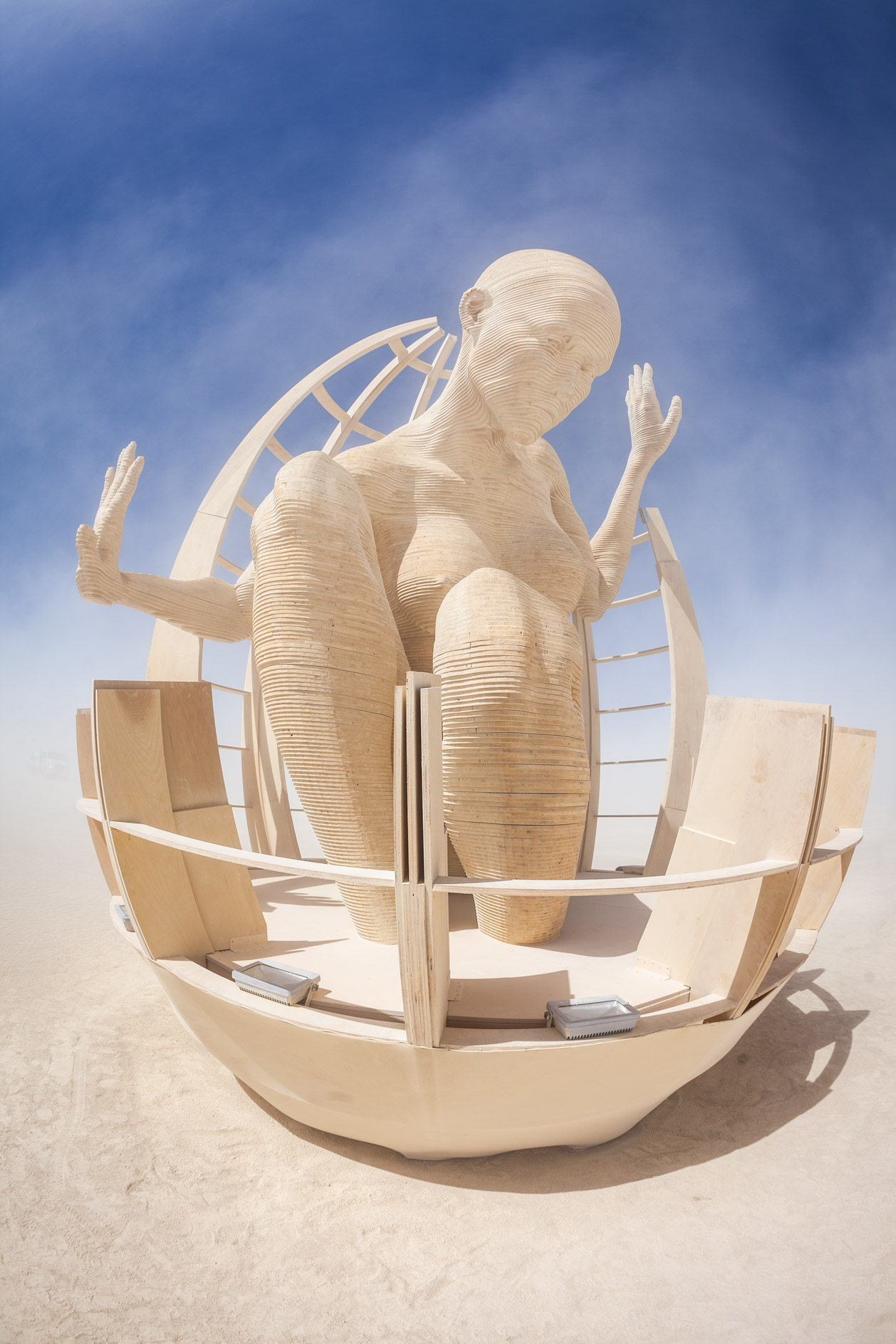 Mariposita at Burning Man 2019