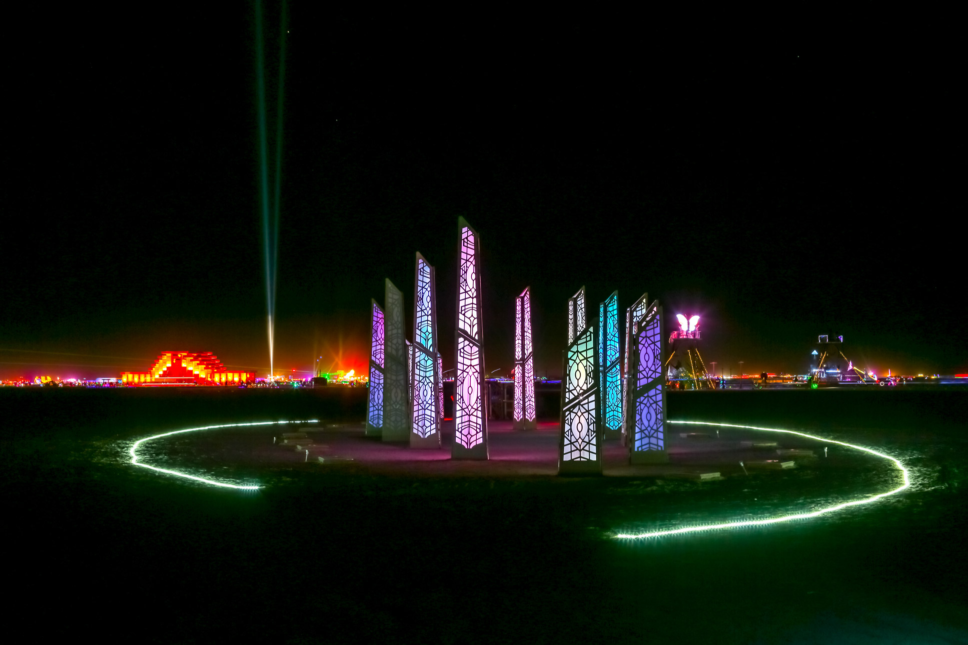 Wind Chest at Burning Man 2019