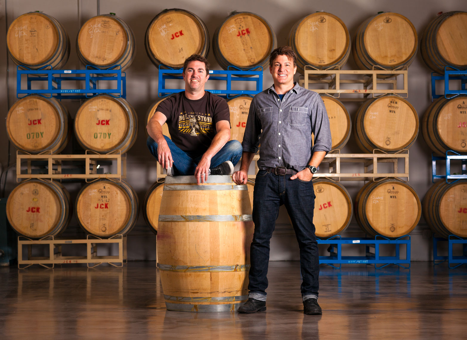 DP Wineworks Owners