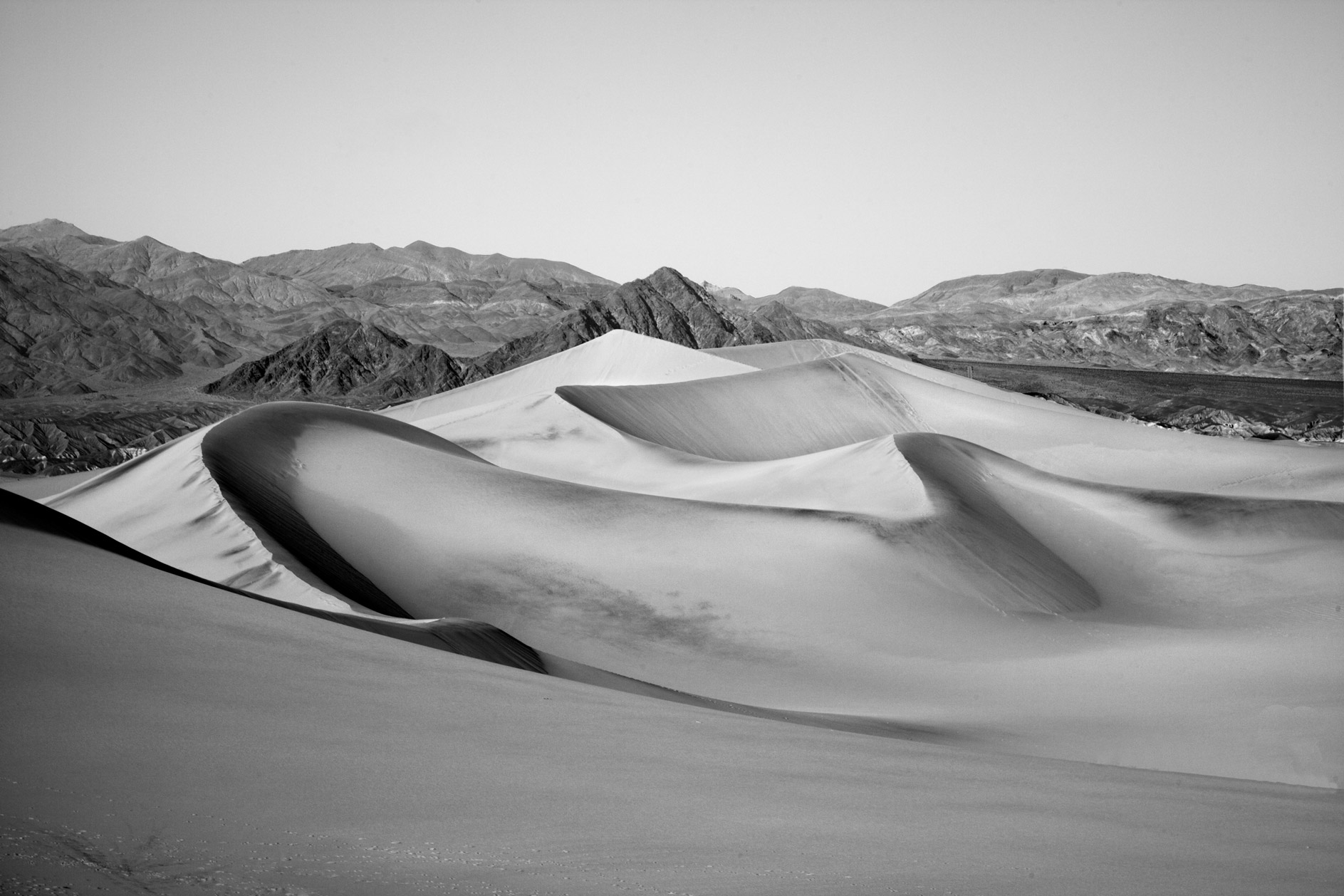 Death Valley Dunes