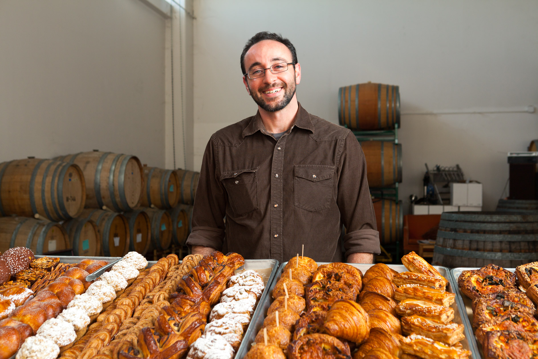 Greg Mindel of Neighbor Bakehouse