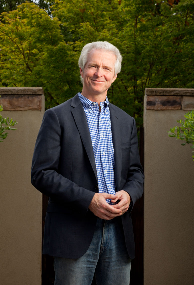 John Ortberg, Executive Pastor at Menlo Park Presbyterian Church