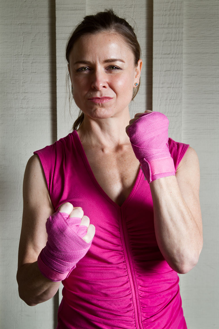 Katherine Brown Boxer