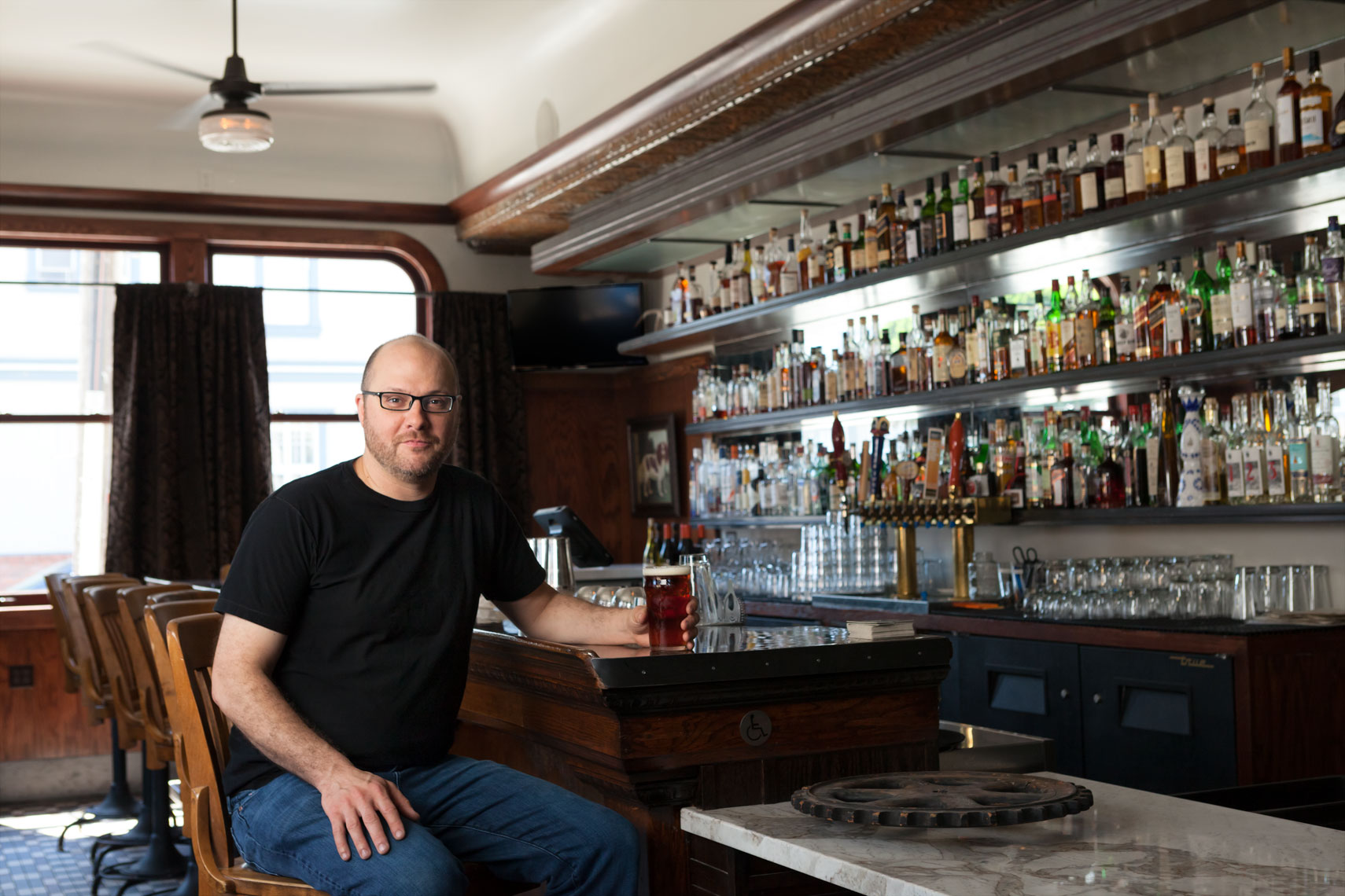 Dogpatch Saloon Owner Marc Goldfine