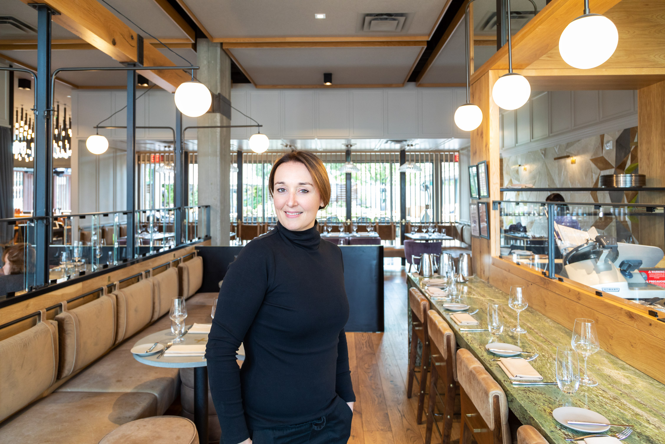 Simona Oliveri - Head Chef at Oak and Violet